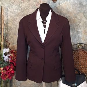 Sag harbor 🌹 stretch suit jacket coat blazer